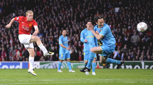 Manchester United legend revealed: Super Cup C1 shot against Barca a slip