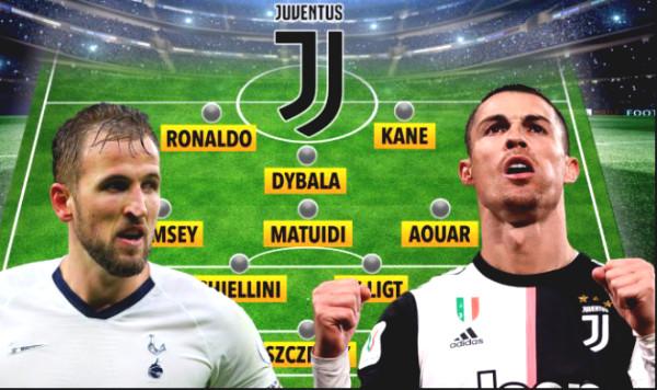MU abandon Harry Kane: Juventus admits to take advantage for pairing with Ronaldo