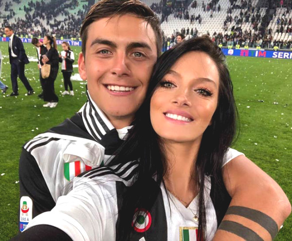 Dybala infected with Covid-19: Girlfriend's mother cried revealing condition