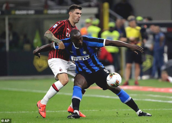 Inter Milan's shocking news: 23/25 players had expressed stick Covid-19