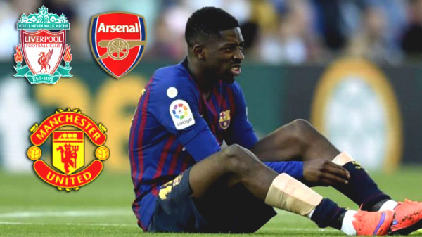 "MU fights Arsenal and Liverpool in the hunt for ""expert at hospital"" of Barca"