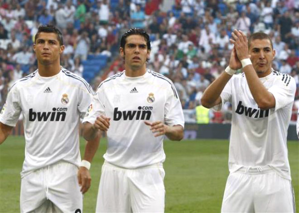 Bye bye Ronaldo, Real Madrid spends 400 million euros to build a new galaxy