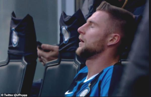 Angry Inter Milan, Lukaku