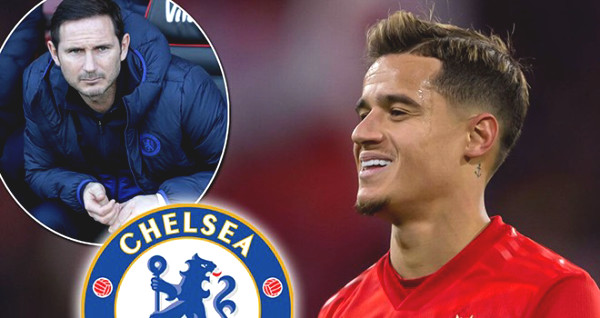 Chelsea 79 million pounds to buy Coutinho: Seamless young stars Lampard anxiety