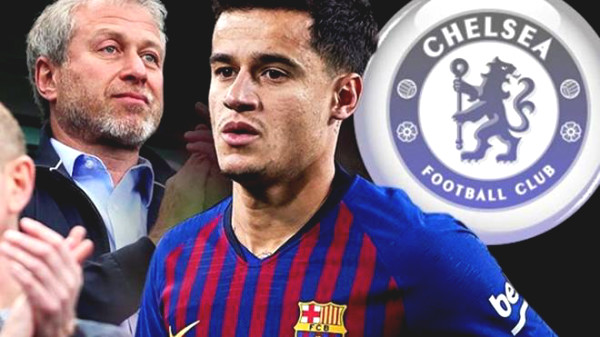 Chelsea profiteering: 10% salary players, enough for Coutinho
