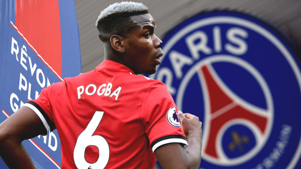 "PSG stun transfer: trick MU to change ""traitor"" Di Maria for Pogba"
