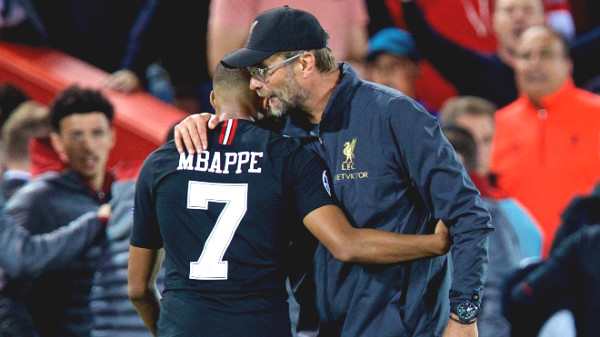 "Liverpool waiting to explode ""blockbuster"" Mbappe for 200 million euros, coach Klopp calls in person"