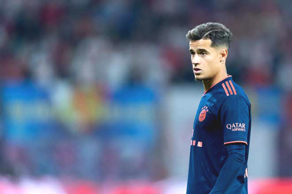 "Barca coach thinks cheekily, ""local debt"" Coutinho can be Messi's student"