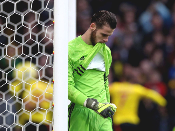 Disaster performance at MU, De Gea future dealt between criticism storm