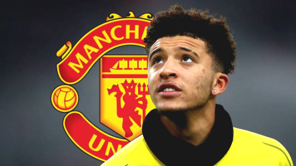 "Manchester United wants to enable the ""blockbuster"" Sancho: Bewildered with 2 stars ""sacrifice"""
