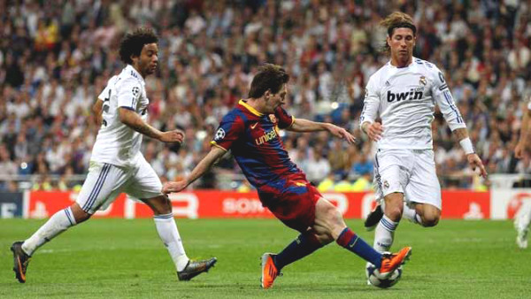 Messi solo round pole or 9 years: Ronaldo helpless, beautiful Barca down Real