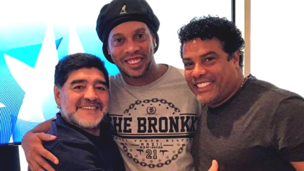 Ronaldinho spoke to jail: The victim of a trap service?