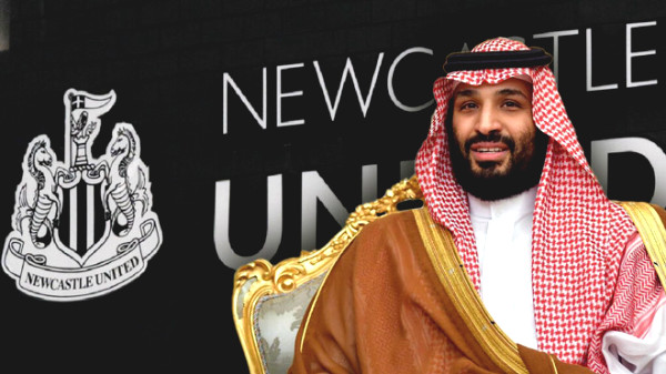 "Newcastle welcomes ""money rain"" from Saudi Prince, dreams of the ""new king"""