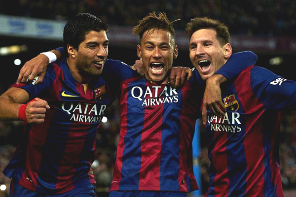 Neymar makes strange funding admiring fans, reducing salaries reunion shock Barca - Messi