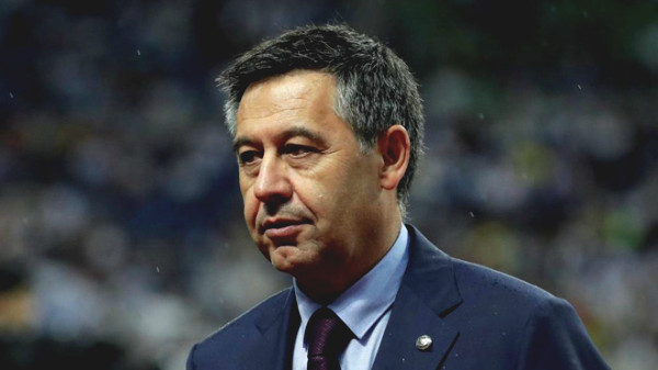 President Bartomeu going to court, Barca continue to experience turbulent for Neymar