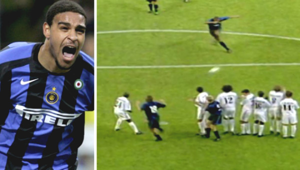 """Emperor"" Adriano 19 European fever, ""ferocious"" fire against Real"