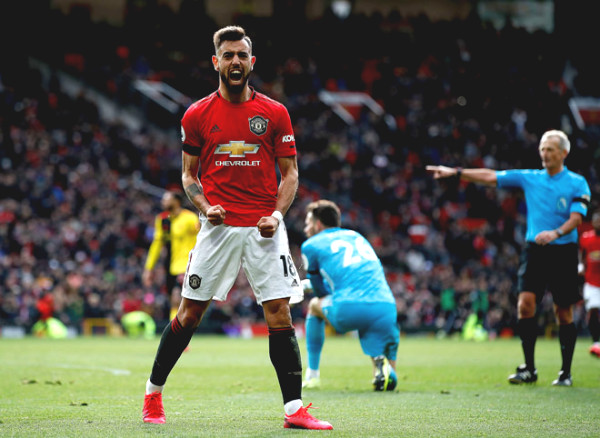 Liverpool manager admired Bruno Fernandes, each approaching the