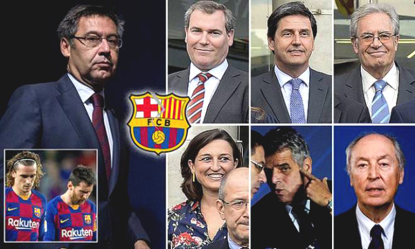 """War in Barca kingship: """"The Boss"""" decided to hold the chair, relying on Dybala"""