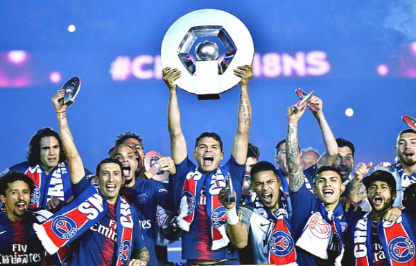 Hot: PSG was awarded the championship of Ligue 1, Premier League will follow?