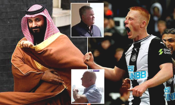 Saudi Crown Prince concussion newsletter: Premiership investigation, anxious for Newcastle