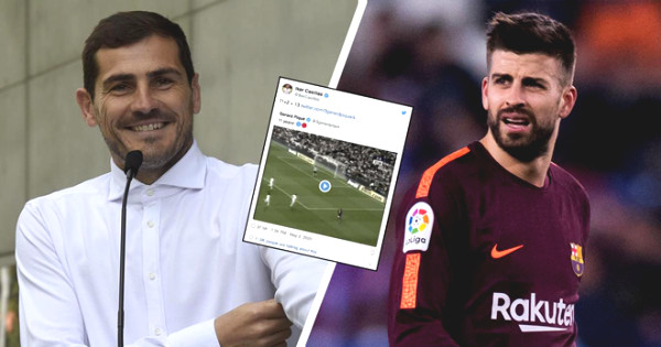 """Football Hot News 3/5: Casillas """"responded"""" extremely harsh to Pique"""