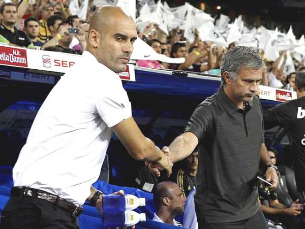 2 great coach Guardiola - Mourinho friendship turned enemies like?