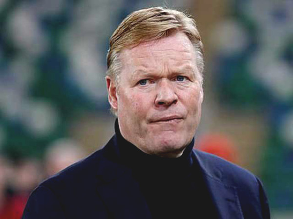 Legend Ronald Koeman emergency hospitalization, what is his status now?