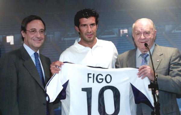 Secret Story: Figo explains why he left Barcelona to Real Madrid