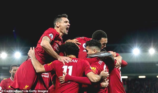 Dizziness plans change Premiership: Liverpool celebrate, Manchester United - Manchester City lo
