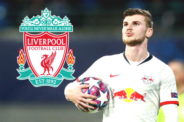 Football Hot news 6/5: Werner risk of failure if move to Liverpool