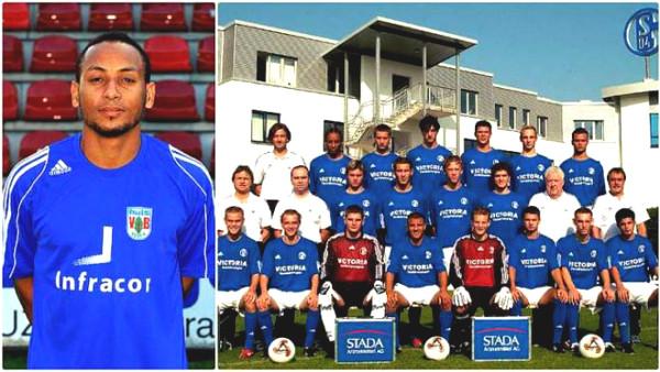 Bundesliga startling thing: players' sweat team alive