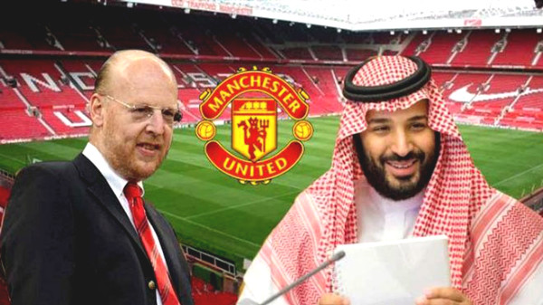 "The ""Culprit"" that makes super-rich Prince Saudi  unable to buy MU for 4.5 billion pounds"