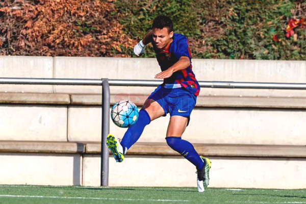 "After ""junior Harry Kane"", Manchester United to Barcelona to welcome ""jewel"" 16 years old"