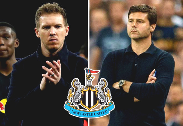 """The rich"" Newcastle targeted coach same age with Messi, Pochettino met opponents"