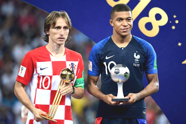 Mbappe is the world's most expensive: Choose money at PSG or Golden Ball with Real