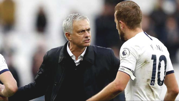 If the loss of Harry Kane, risk sacked Mourinho: When volatile chair?