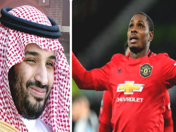 Newcastle play dominant: Prince Saudi take Ighalo from MU's hand