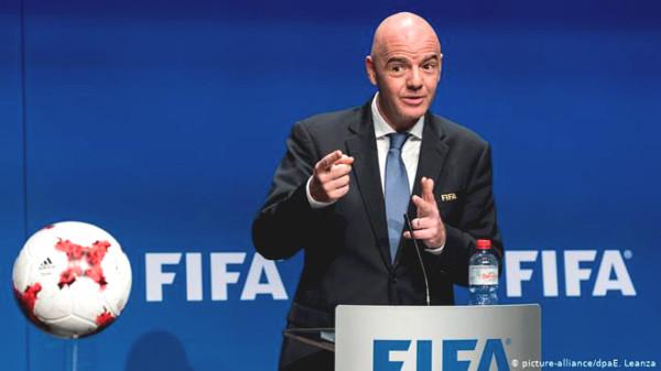 Stunning: FIFA reeling $ 100 million lawsuit, big boss at risk in prison