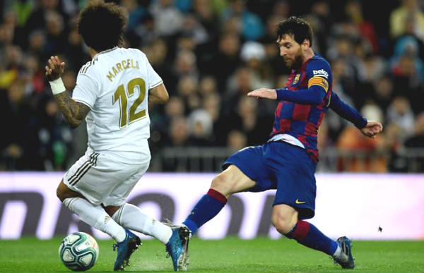 Incalculable schedule dangers Barca, Real susceptible usurpation