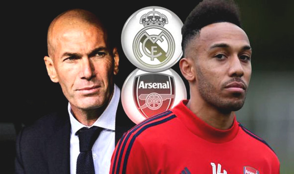 Real Madrid accelerate Aubameyang service: MU slowly lose their legs,