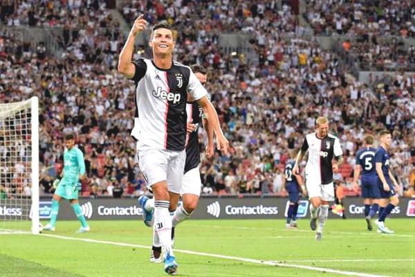 Juventus anguish: Keep Ronaldo sacrificing series of god