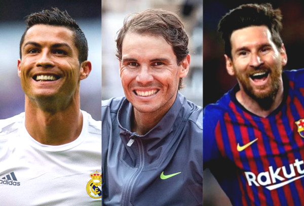"Nadal ""betrayed"" Real Madrid: Close to Ronaldo but enjoy watching Messi"