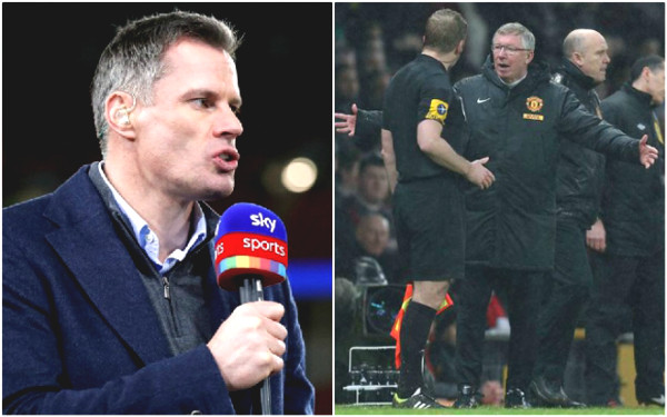 """Denunciation"" of MU benefited from the referee, the legendary Liverpool get bitter fruit"
