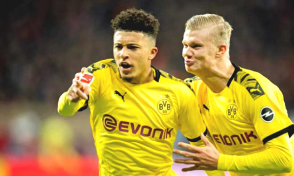 "Bundesliga is hot, the first European league to return: Haaland, Sancho to fight ""Liverpool 2.0"""