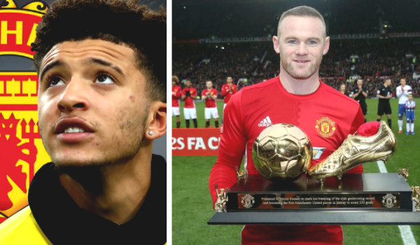 """Prodigy"" Jadon Sancho is like Rooney too much, Manchester United must buy immediately"