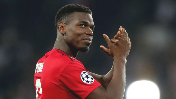 Pogba number one, MU uproars richest list of 9x stars in Premier League
