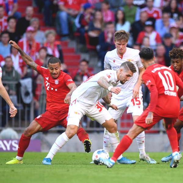 Verdict Soccer Union Berlin - Bayern Munich: Dortmund