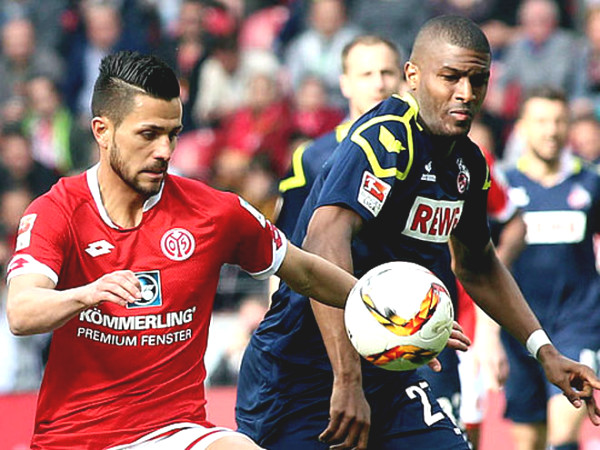 FC Koln - Mainz 05 live football: Waiting for a surprise from visitors