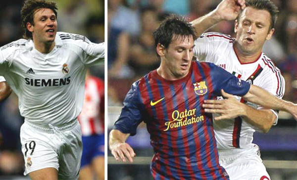 Shock: Former Real star claimed to be better than Messi, slept with more than 700 beauties