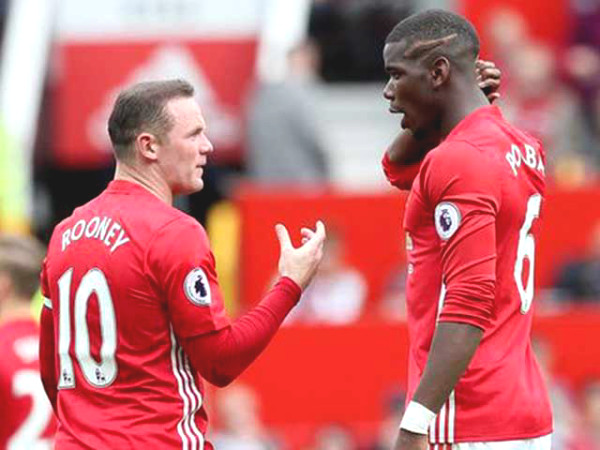 "Rooney suggestion: Pogba wants to be ""monster"" in midfield, learn Lampard!"